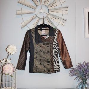Desigual Better & Better Jacket Size 34